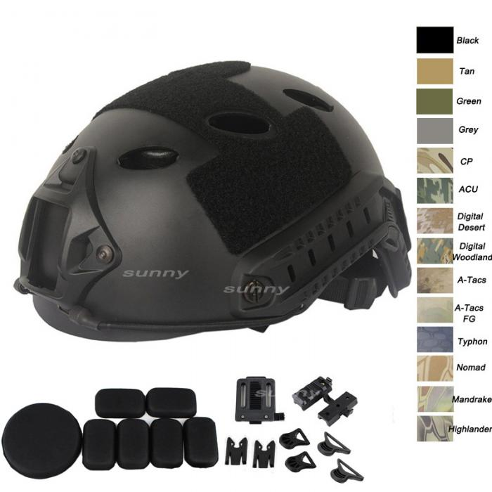 PJ Tactical Helmet