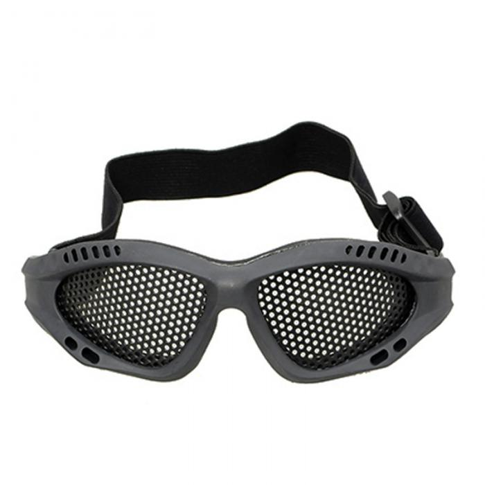 Metal Steel Wire Hole Goggles