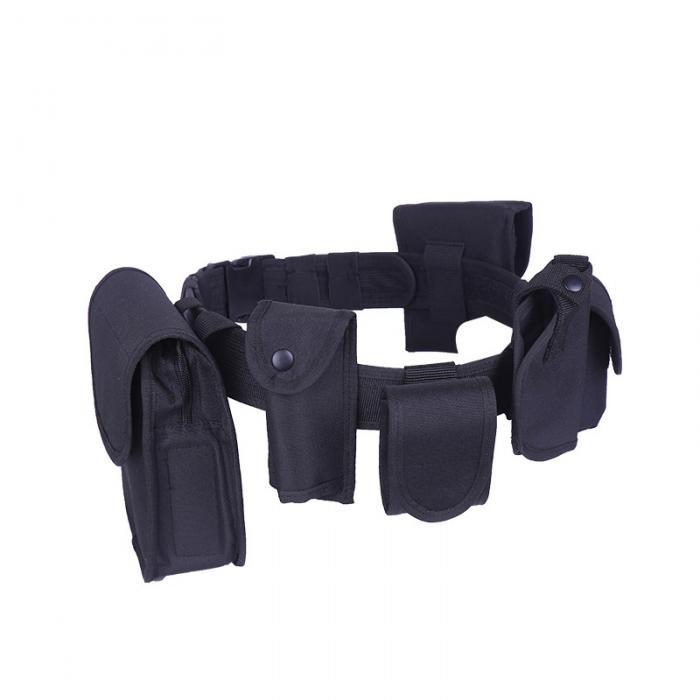 7 in 1 Tactical Belt with Pouches